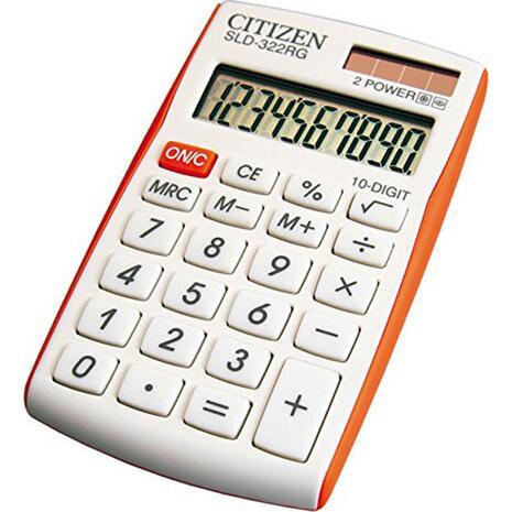 Αριθμομηχανή CITIZEN SLD-322RG 10 ψηφίων