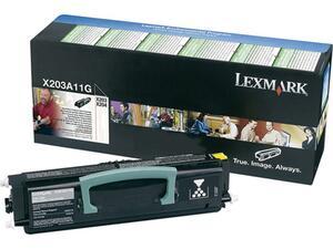 Toner εκτυπωτή LEXMARK X203A11Ε Black (Black)