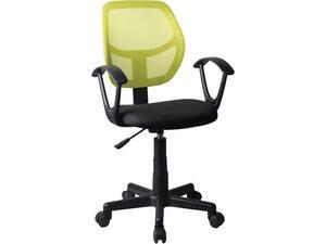 Καρέκλα γραφείου Mesh Λαχανί/Μαύρο BF2740  [Ε-00018738] ΕΟ526,4