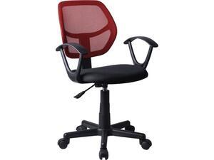 Καρέκλα γραφείου Mesh Κόκκινο/Μαύρο BF2740  [Ε-00018737] ΕΟ526,2