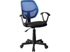 Καρέκλα γραφείου Mesh Μπλε/Μαύρο BF2740 [Ε-00018734] ΕΟ526,3 (Μπλε)