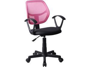 Καρέκλα γραφείου Mesh Ροζ/Μαύρο BF2740 [Ε-00018735] ΕΟ526,5