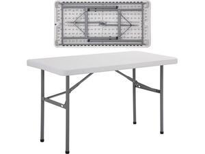 Τραπέζι συνεδρίου 122Χ60cm BLOW Πτυσ/νο Λευκό (Ε-00011446(ΕΟ172)