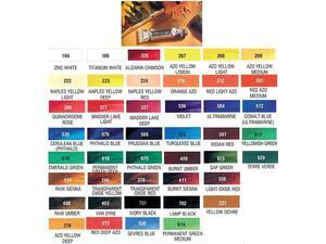 Talens van gogh χρώματα λαδιού 20ml