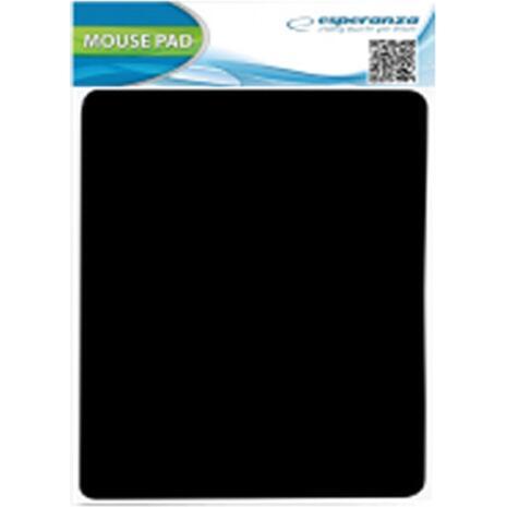 Mouse pad Esperanza Rubber Black EA145K