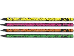 Μολύβι γραφίτη Adel φωσφοριζέ σε διάφορα χρώματα (21696) (Διάφορα χρώματα)