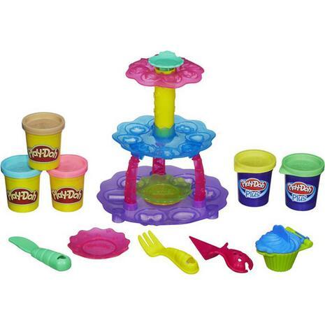 Play - Doh Πύργος με κεκάκια ( A5144 )