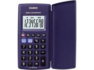 Αριθμομηχανή Casio HL-820VER (τσέπης-γραφείου)
