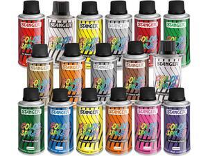 Σπρέϋ Ακρυλικό Stanger  150ml σε διάφορα χρώματα.