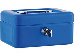 "Kουτί ταμείου ALCO 6"" μπλε 150x115x75 mm"