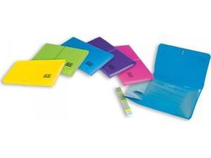Γραμματιοθήκη SKAG PP Fancy A4 13 Θέσεων σε διάφορα χρώματα