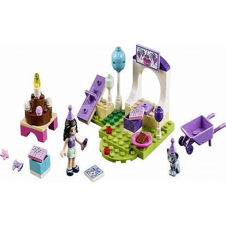 LEGO Juniors - Πάρτυ Kατοικιδίων της Έμμας