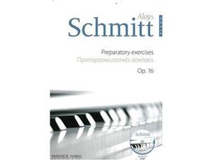 Προπαρασκευαστικές Ασκήσεις Πιάνου Ορ.16