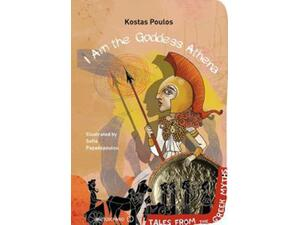 I Am The Goddess Athena