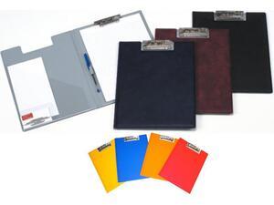 Ντοσιέ σεμιναρίου με κλιπ - Διάφορα σχέδια και χρώματα