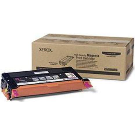 Τoner εκτυπωτή XEROX Phaser 6180 H/C 113R00724 Magenta (Magenta)