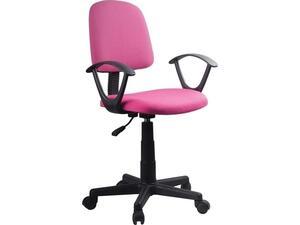 Καρέκλα Γραφείου BF 430 Ροζ Ύφασμα  (Ε-00018730)(ΕΟ224,2) (Ροζ)
