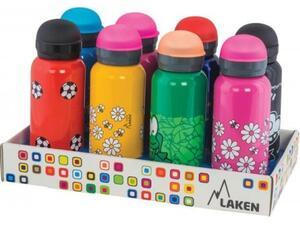 Παγουρίνο Laken Junior 0,45lt σε διάφορα σχέδια και χρώματα 9-48-043-00