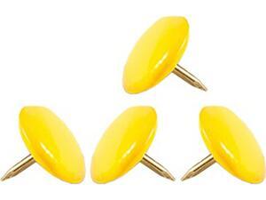 Πινέζες VICTORY κίτρινες