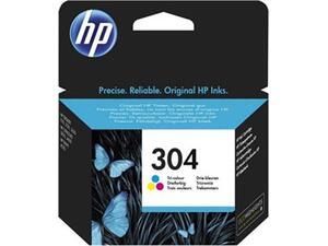 Μελάνι εκτυπωτή HP 304 Tri-Colour N9K05AE (Tri-colour)