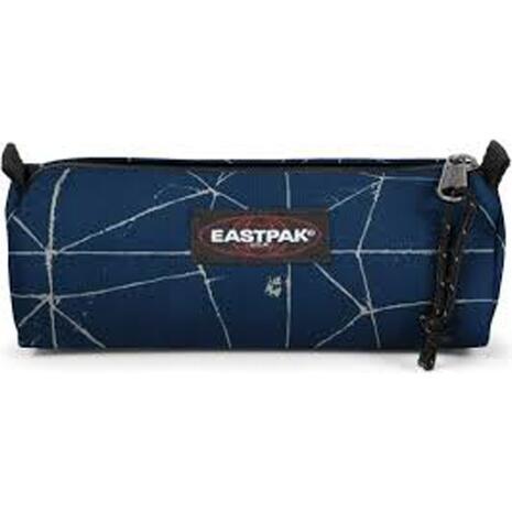 Κασετίνα EASTPAK Single Cracked Blue (EK37266T)