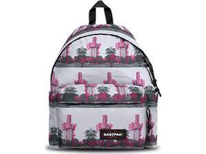 Σακίδιο πλάτης EASTPAK Padded Pak'r Urban Pink White (EK620 65T)