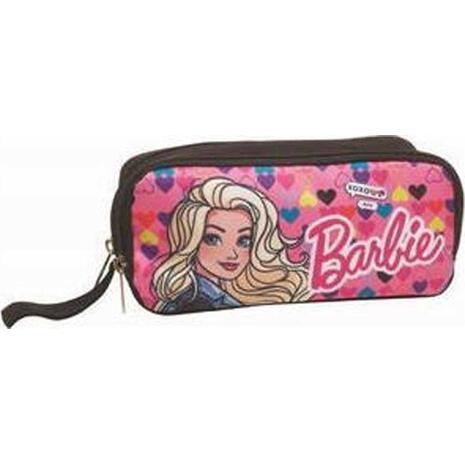 Κασετίνα οβάλ GIM Barbie Be You (349-60144)