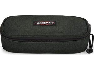 Κασετίνα οβάλ EASTPAK Single Crafty Moss (71727T)