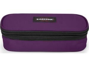 Κασετίνα οβάλ EASTPAK Double Power Purple (E33D28T)
