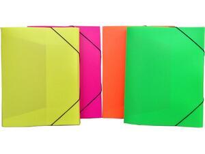 Κουτί Αρχειοθετήσης με Λάστιχο 25x33x3cm σε διάφορα χρώματα