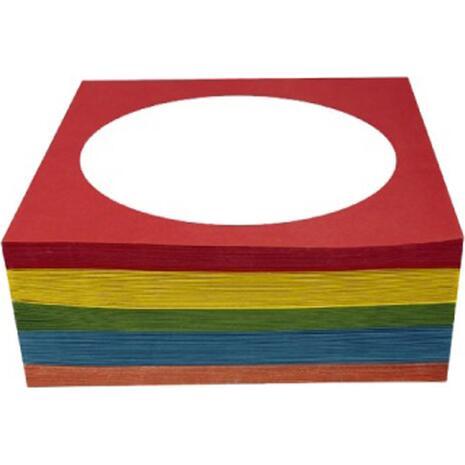 Φάκελος χρωματιστός CD Esperanza με παράθυρο