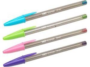 Στυλό διαρκείας BIC Cristal Original Large (1.6mm) σε διάφορα χρώματα