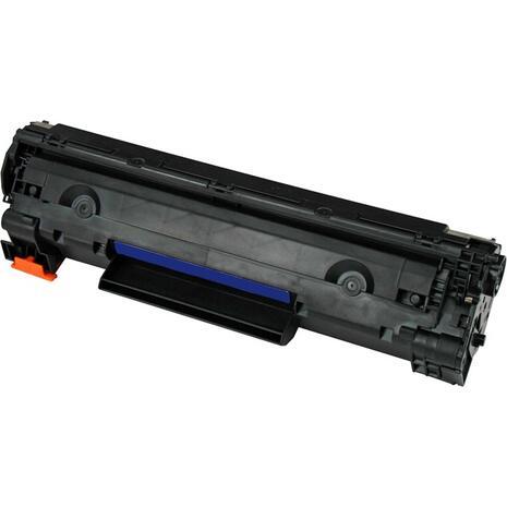 Toner εκτυπωτή Συμβατό EV HP CF283X HC Black (Black)