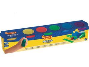 Πλαστελίνη JOVI SOFT DOUGH σετ 5 χρωμάτων- 110gr