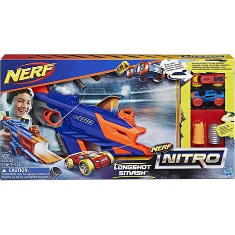 Εκτοξευτήρας  Nerf Nitro Longshot  Smash