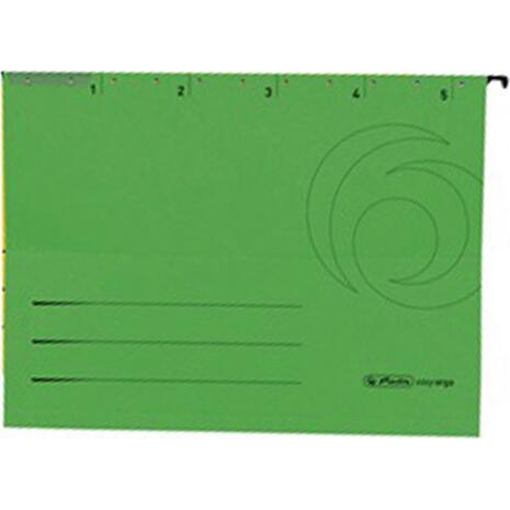 Φάκελος κρεμαστός HERLITZ A4 σε διάφορα χρώματα
