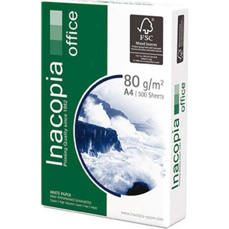 Χαρτί εκτύπωσης Inacopia Α4 80gr 500 φύλλα