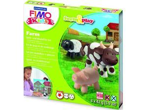 Σετ STAEDTLER FIMO Kids Farm 8034-01