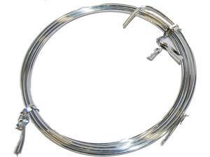 Σύρμα χειροτεχνίας CRAFT DECO 2m ασημί Φ2.00mm