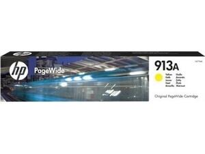 Toner εκτυπωτή HP 913A Yellow PageWide F6T79AE