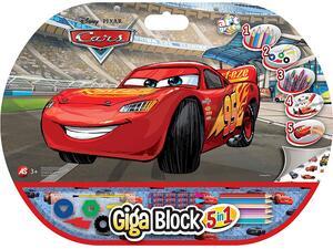 Σετ ζωγραφικής GIGA BLOCK 5 σε 1 Cars 62717