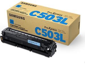 Toner εκτυπωτή SAMSUNG CLT-C504S Cyan