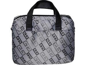 """Τσάντα Laptop ROMA 15.4"""" γκρι-μαύρο PC 5367"""