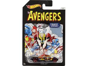 Αυτοκινητάκι HOT WHEELS Marvel Avengers FKD48