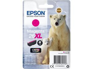 Μελάνι εκτυπωτή EPSON 26XL Magenta 9.7ml (Magenta)
