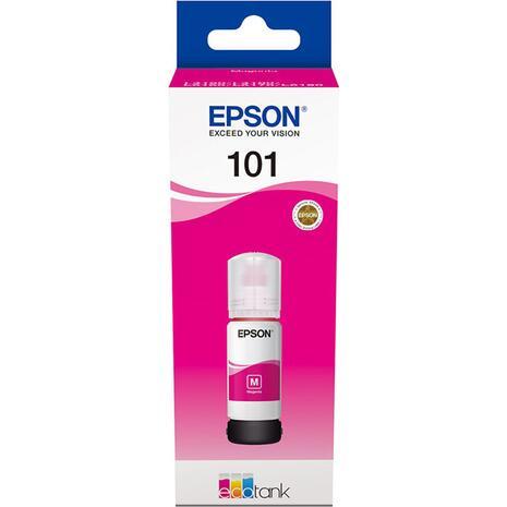 Μελάνι εκτυπωτή EPSON 101 Magenta Bottle 70ml