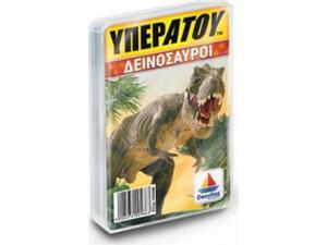 Κάρτες Υπερατού Δεινόσαυροι (100586)