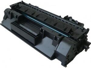 Toner εκτυπωτή Συμβατό EV HP CF280X/CE505X Black