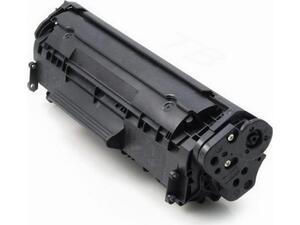 Toner εκτυπωτή Συμβατό Premium S HP Q2612A/CANON FX-10 Black