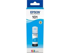 Μελάνι εκτυπωτή EPSON 101 Cyan Bottle 70ml